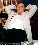 BBC Radio 2 DJ Terry Wogan