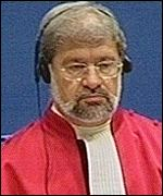 Judge Almiro Rodrigues