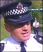 Chief Inspector Richard Green South Wales Police