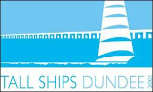 Tall ships visit Dundee