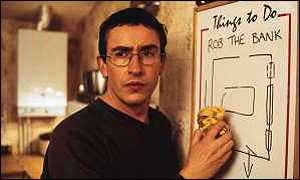 Steve Coogan in The Parole Officer
