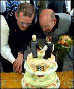 Gay wedding in Germany