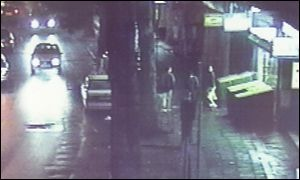 Video footage of the Mall, Ealing, released by police