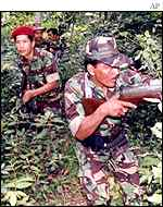 Free Aceh Movement guerrillas