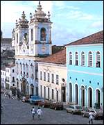 Brazil's city of Salvador