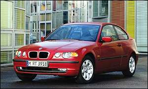 A BMW 3 Series 316ti