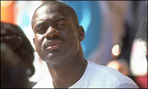 Disgraced Canadian sprinter Ben Johnson