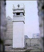Border watchtower
