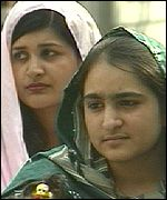 Pakistani women