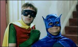Nicholas Lyndhurst and David Jason