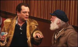 David Jason and Buster Merryfield