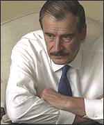 Presidente Vicente Fox