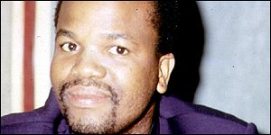 Swaziland's absolute monarch King Mswati 111