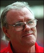 Sports psychologist and Middlesbrough assistant manager Bill Beswick