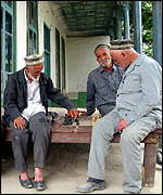 Tajik men