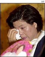 Korean Maria Sung Milingo has not seen her husband for a week