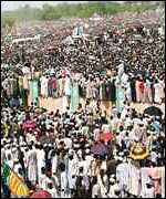 Kano crowd