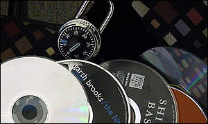 CD protection threatens to end music swapping