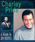 Country music's Charley Pride was the first artist to get an encrypted CD