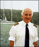 Captain Mike Sutherland