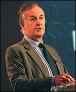 Current BBC chairman Sir Christopher Bland