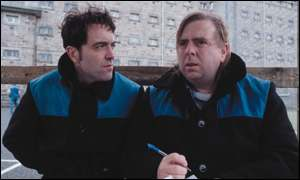 James Nesbitt and Timothy Spall in Lucky Break