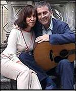 George and Olivia Harrison