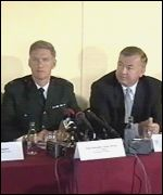 James Baxter, RUC and Tadgh Foley, Garda:
