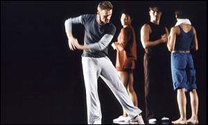 Baryshnikov and White Oak Dance Project
