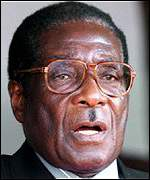 Robert Mugabe: Call for unity after election victory