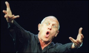 essays on steven berkoff