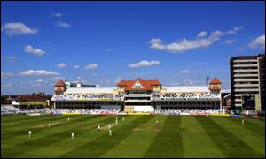 Trent Bridge is the venue for the youth Test