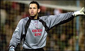 Former Ipswich goalkeeper Richard Wright