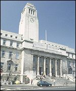 Parkinson building, Leeds University