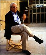 Frank Gehry, photo by Erika Barahona Ede