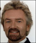 TV presenter and businessman Noel Edmonds