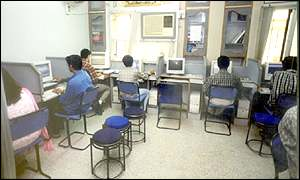 IT workers in India