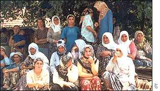 Mujeres De Sirt  Foto  BBC