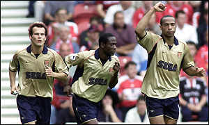 Ljungberg, Henry and Lauren