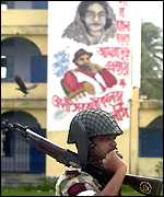 Bangladesh security