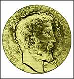 [ image: The medal - showing Archimedes - is named after the secretary of the 1924 Congress]