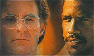 Kevin Kline and Denzel Washington