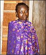 Osamede Iguobaro, who was lured away from her home at the age of 14