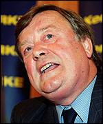 Ken Clarke, former Chancellor and leadership challenger