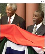 Mandela and Mbeki
