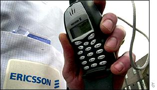 Sweden's Ericsson to supply all three GSM operators for Nigeria's new cell-phone system