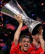 Michael Owen and the UEFA cup