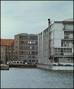 Refugee house in Copenhagen