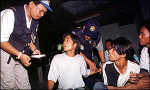 Indonesian immigrants arrested in 1998
