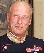 Norway's King Harald